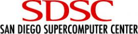 San Diego Supercomputer Center Logo
